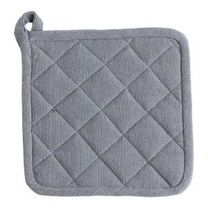 Linen & More-  2 stuks Pannenlappen indi grey